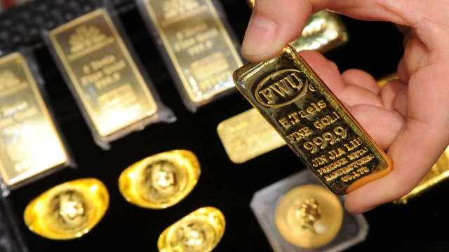 分析師:銅的漲勢似已過頭 黃金可能是更穩的選擇(圖:AFP)