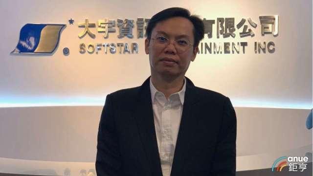 大宇資董事長凃俊光是全達的大股東。(鉅亨網資料照)
