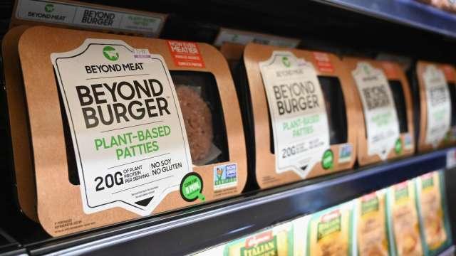 〈財報〉超越肉類Q4虧損大於預期 但與麥當勞、百勝合作 盤後股價激盪(圖片:AFP)