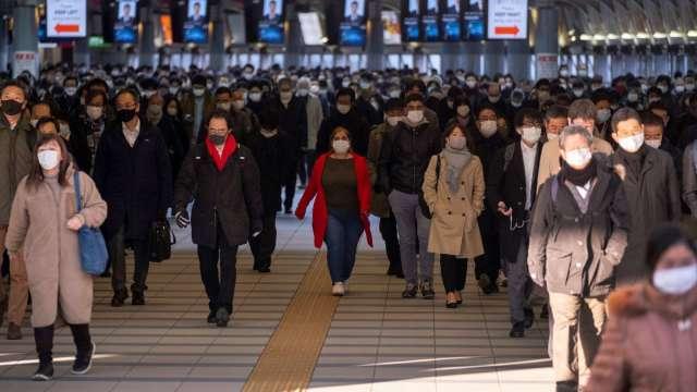 日本六府縣最快2月底提前解除緊急狀態 (圖片:AFP)