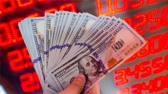 美國公債殖利率飆升引起投資人擔憂。(圖:AFP)