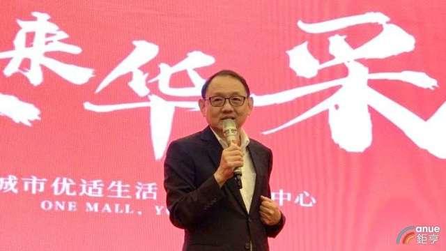 華新麗華董事長焦佑倫。(鉅亨網資料照)
