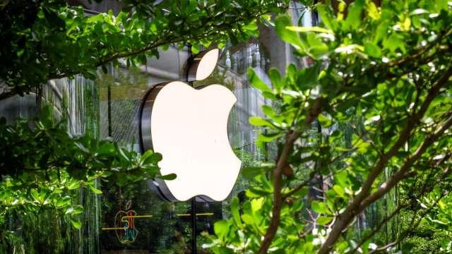 上季歐洲智慧型手機銷售 蘋果擊敗三星奪冠 (圖片:AFP)