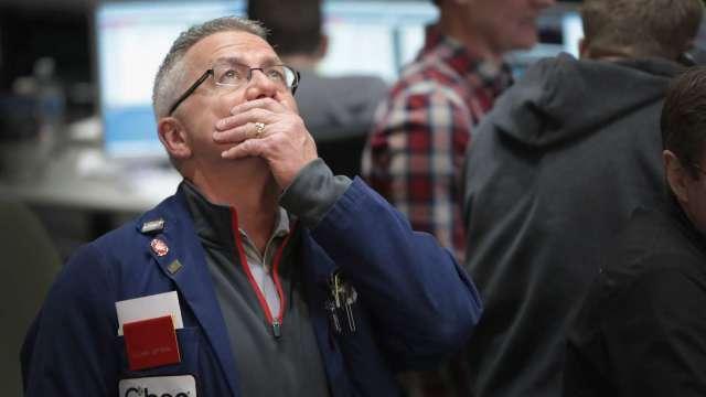 美債殖利率近來持續竄升,金融市場警鈴大作。(圖:AFP)