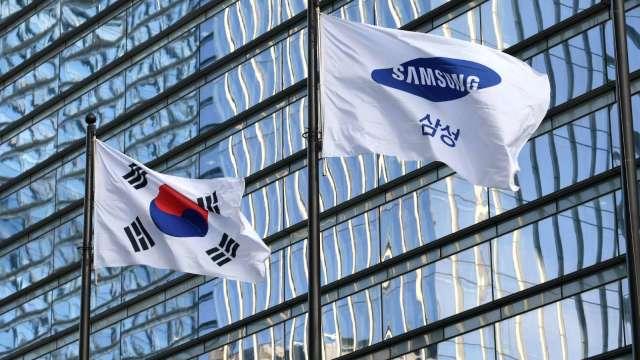 南韓2月份出口年增9.5% 連續四個月成長(圖片:AFP)