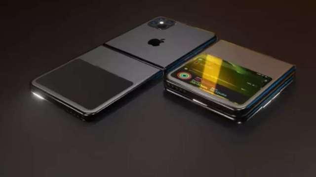 郭明錤預測:2023年摺疊 iPhone問世。(圖片:Appleinsider)