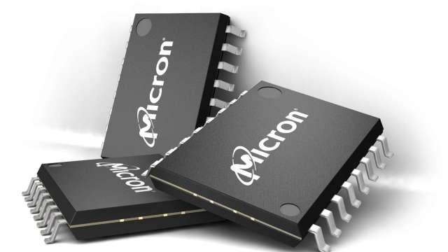記憶晶片價格預期攀升 美光股價漲勢不斷 (圖片: micron.com)