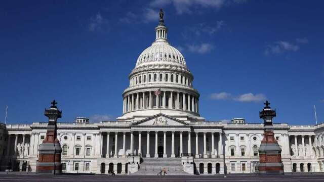 美國議員提案籲恢復台美邦交、啟動台美FTA洽簽程序 (圖:AFP)