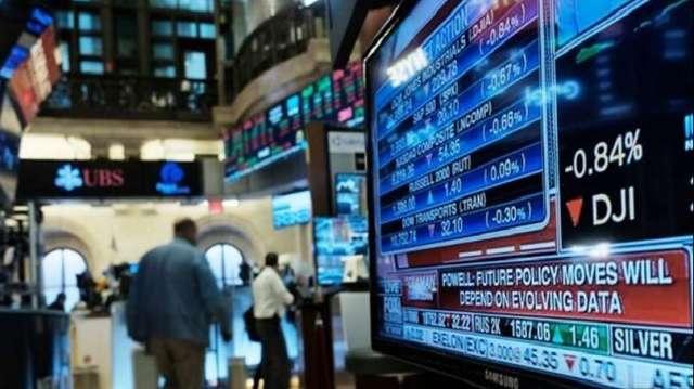 全球股市過去半年屢創新高,引起許多人擔心股市是否泡沫化?(圖:AFP)