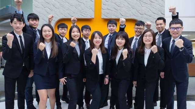 中壽MA僅10%來自保險科系 擴大招募「跨界」人才。(圖:中國人壽提供)