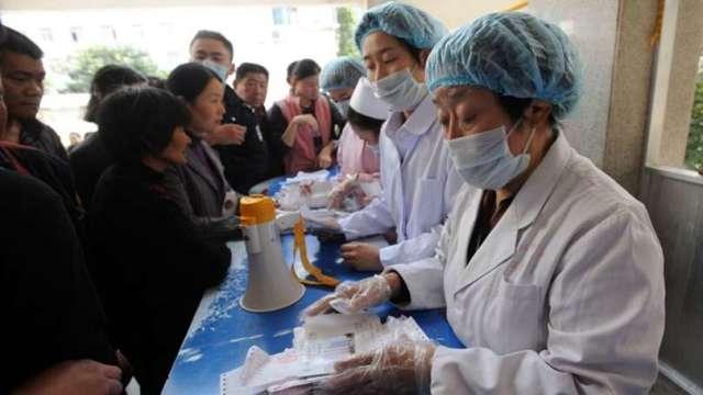 中國計劃到6月底 完成40%總人口新冠疫苗接種 (圖片:AFP)
