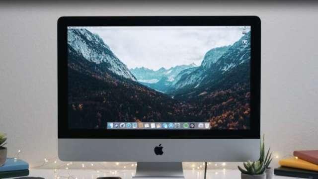 iMac 更新提早?蘋果已停產512GB和1TB SSD iMac (圖片:AFP)