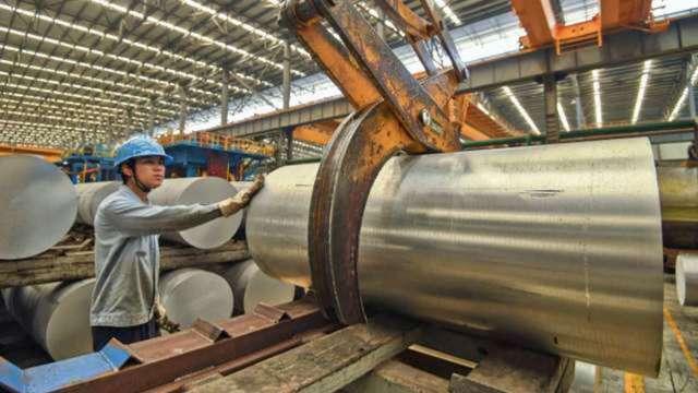 美對18國鋁板反傾銷終判出爐 台灣稅率17.5% (圖:AFP)