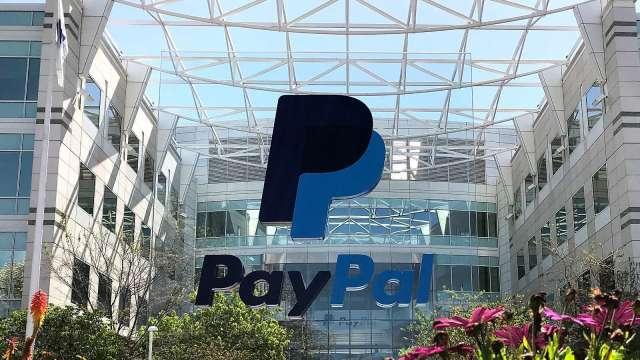 彭博:PayPal有意併購加密貨幣託管公司Curv (圖片:AFP)