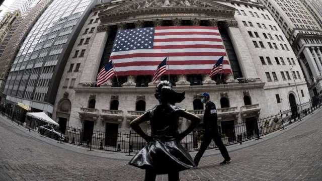 美國經濟復甦強於預期?第1季GDP有望成長10%(圖:AFP)