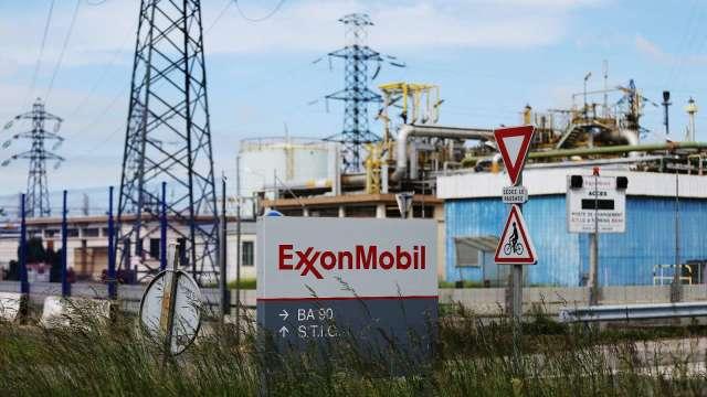 美國石油大廠埃克森美孚計畫裁減新加坡約7%人力(圖片:AFP)