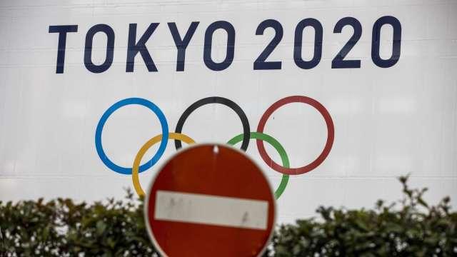 日媒:今年東京奧運 日本政府傾向不開放國外遊客觀賽 (圖片:AFP)