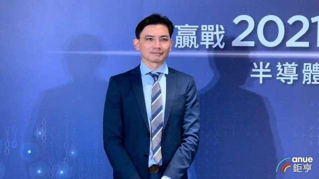 SEMI 產業研究總監曾瑞榆。(鉅亨網記者林薏茹攝)