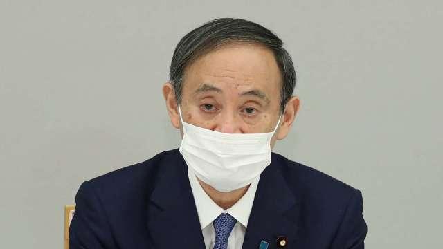日本政府將首都圈1都3縣「緊急事態宣言」再延長2周 (圖:AFP)
