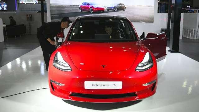 彭博:Model 3在日本降價後 銷量出現增長 (圖片:AFP)
