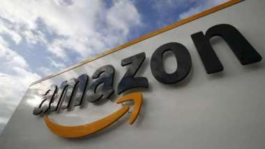 亞馬遜擴張版圖 首家無人超市插旗英國(圖片:AFP)