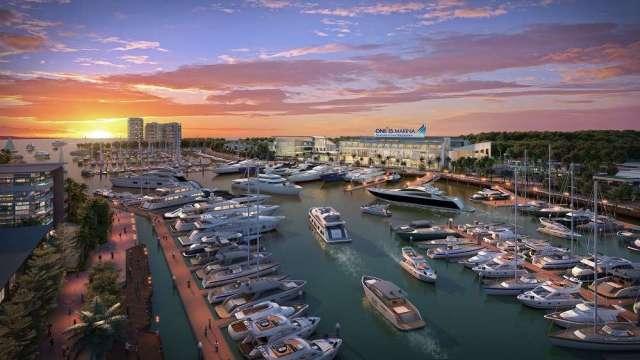 亞果遊艇會將與新加坡聖淘沙升濤灣一度十五遊艇會合作,提供亞果會員跨國服務和會員福利。(圖:新加坡聖淘沙升濤灣一度十五遊艇會提供)