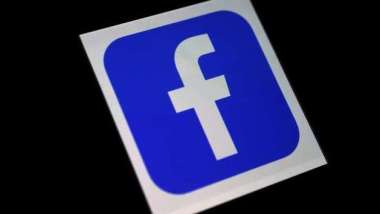 臉書今解除美國政治廣告禁令(圖片:AFP)