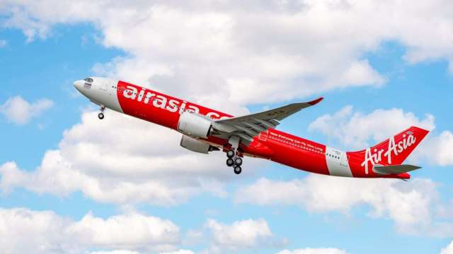亞航看商務客非航空客運回穩動能。(圖:亞航提供)