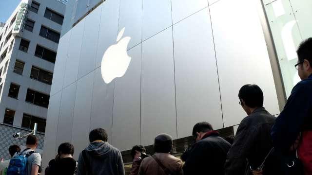 英國監管當局正式對蘋果App Store展開反競爭調查 (圖:AFP)
