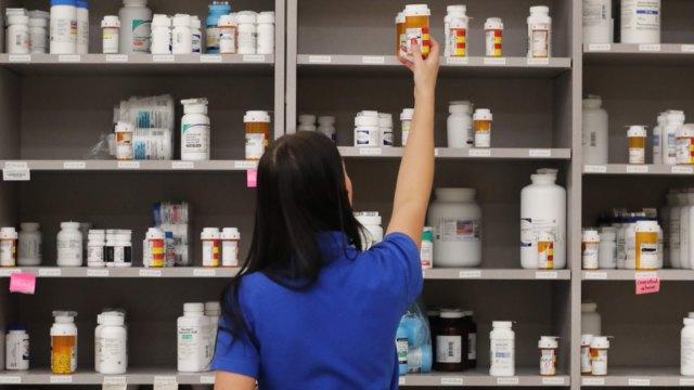 逸達新藥美國完成授權 最高可取得2.07億美元美元。(圖:AFP)