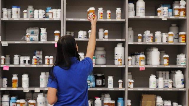 中裕愛滋病新藥逐步去庫存化 全年營運拚優於去年。(圖:AFP)