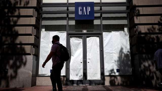 Gap亞洲市場營收欠佳 傳出售中國業務(圖片:AFP)