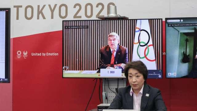 東奧開放國外觀眾與否 國際奧委會:3月底前決定 (圖片:AFP)