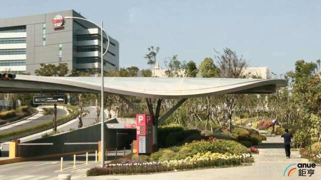 台積電位於南科廠區。(鉅亨網資料照)