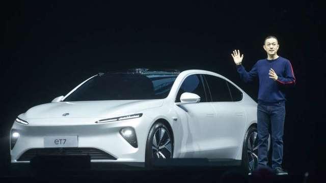 傳中國3大電動車商將回港第二上市 最快今年中啟動(圖:AFP)