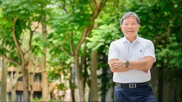臻鼎-KY董事長沈慶芳。(圖:臻鼎提供)