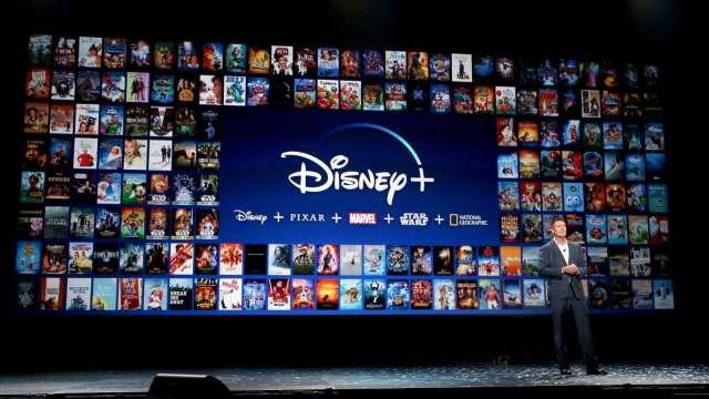 Disney+推出僅16個月 訂閱數破億(圖片:AFP)