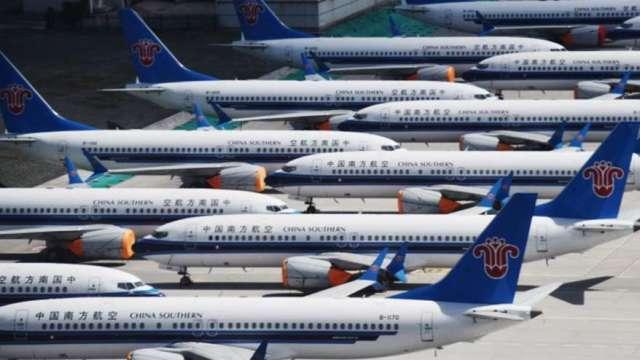 全球前兩大客機租賃傳將合併 波音、空巴接單能力備受挑戰(圖:AFP)