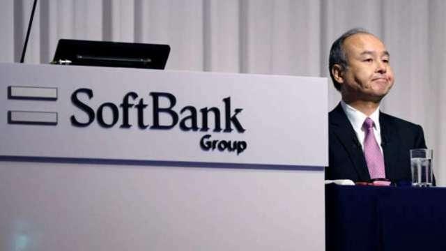 軟銀投資Greensill被爆虧近20億美元 (圖:AFP)