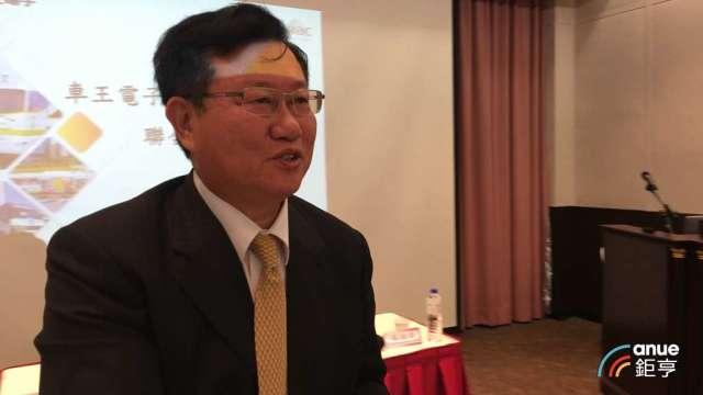 華德動能董事長蔡裕慶。(鉅亨網資料照)