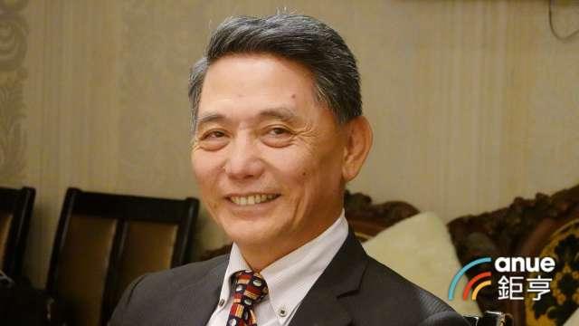 捷流閥業總經理陳宗曉。(鉅亨網記者張欽發攝)