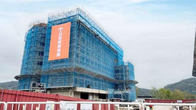 台灣房屋集團投資60億元在關西鎮設亞洲健康智慧園區。(圖:業者提供)