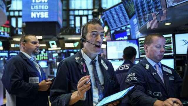 道瓊創新高、那指卻未脫離修正 價值股漲勢能走多久? (圖:AFP)