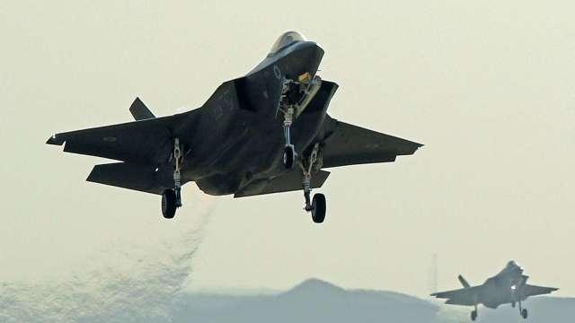 NEC、川崎重工加入日本新一代戰機研發團隊 (圖片:AFP)