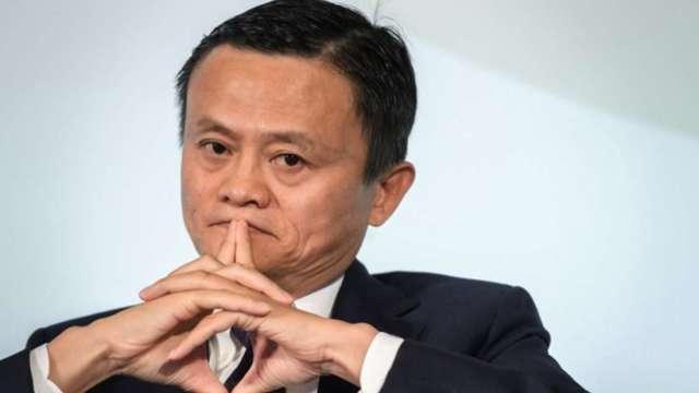 WSJ:中國整頓阿里巴巴 擬開出天價罰款 (圖:AFP)