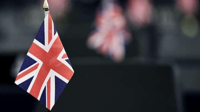 英國1月GDP月減2.9% 萎縮幅度小於市場預期(圖片:AFP)