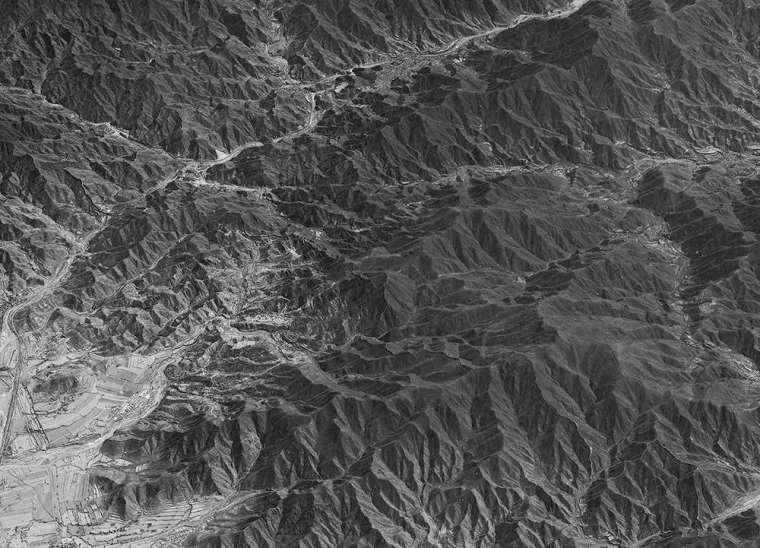 任務編號:GRC-178 /飛行員:葉常棣/目標位置:北京市西北地區 /目標座標:40°21'N 116°00'E 圖│中研院地理資訊科學研究專題中心