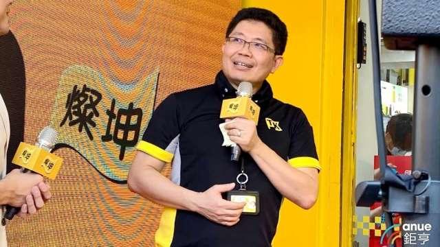 燦坤董事長林技典。(鉅亨網資料照)
