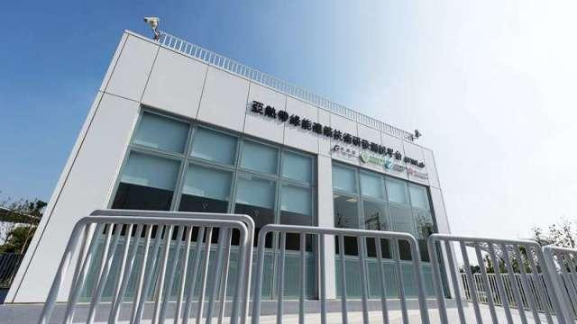 工研院與成大攜手全球首座「亞熱帶綠能建築技術研發測試平台」(SPINLab),成為全球第三座、亞熱帶第一座的綠能建築技術研發測試平台。(圖:工業技術與資訊月刊)