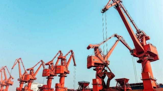 中國3月銅進口量有望反彈 但可能不是經濟復甦信號(圖:AFP)